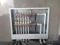 п. Боровский. Отопление - коллекторный шкаф радиаторной обвязки. фото #_4