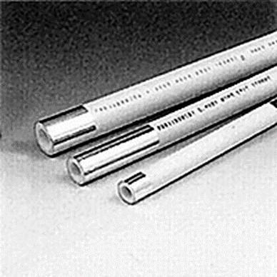 трубы с алюминиевой фольгой