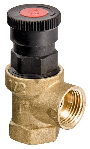Предохранительный клапан - 1,5 бара