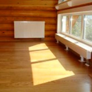 Особенности отопления деревянного дома