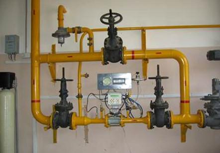 узел учёта газа