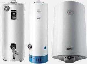 Конструкция водонагревателя-1