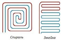 Монтаж теплого пола-1