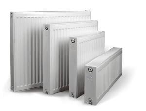 Панельные стальные радиаторы отопления.