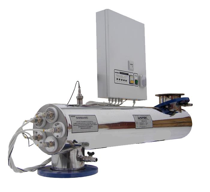 УФ оборудование для обеззараживания питьевой воды