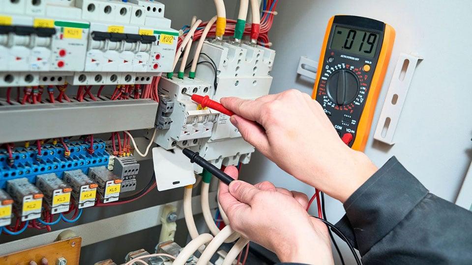 Проверка электропроводки в Тюмени